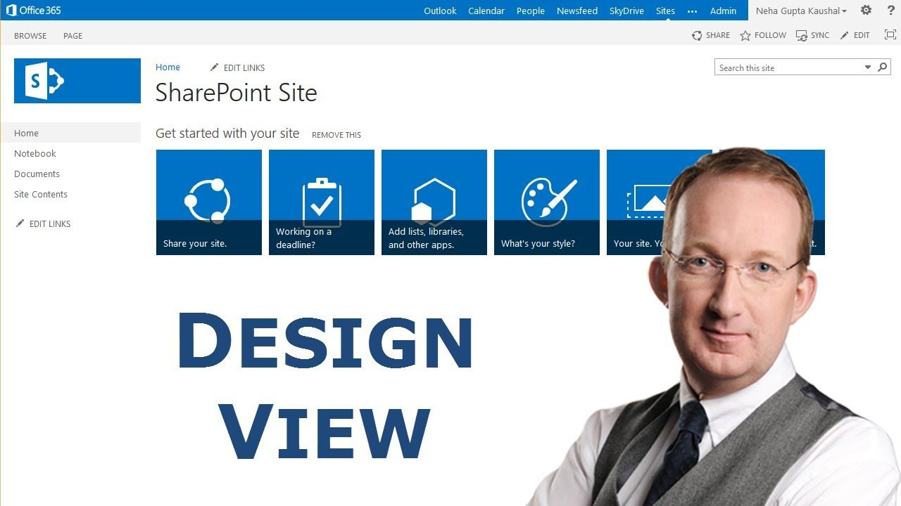 17 best images about sharepoint 2013 tutorials and exercises on pinterest peter otoole how to work and libraries - Sharepoint Design Ideas
