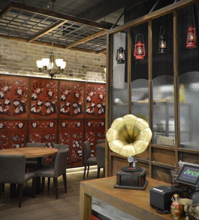 Mama S Wok Restaurant By Archizone Sydney Australia Restaurant Oriental Interior Chinese Style Interior