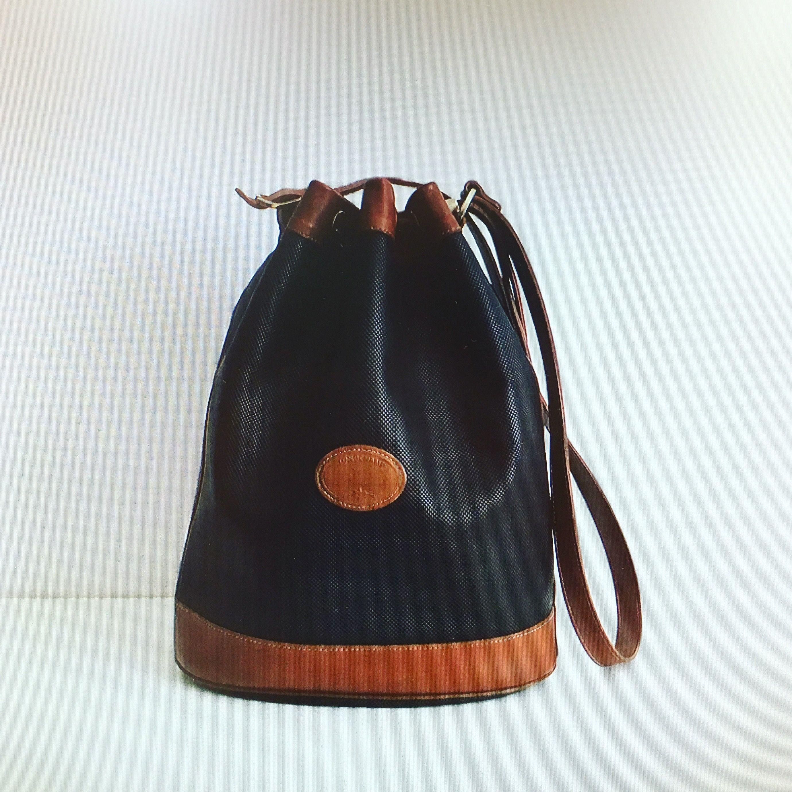 Longchamp sac seau Longchamp sac seau cuir longchamp | Etsy ...