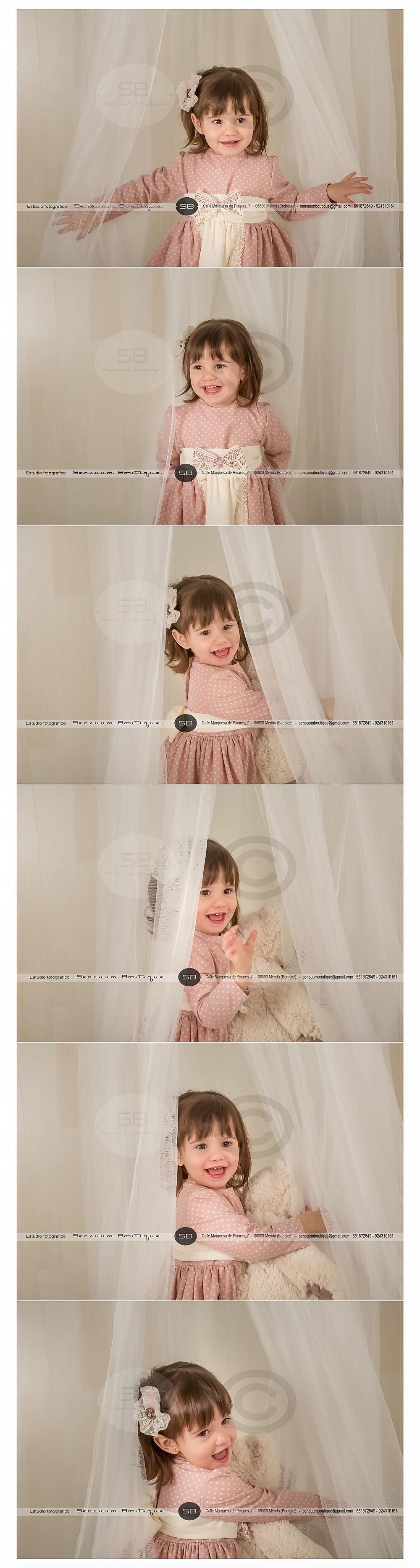 #Emma #divertida. #SensuumBoutique © fotografos infanitl Merida Badajoz Caceres…