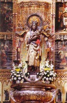 Nuestra Señora De La Almudena Nuestra Señora De La Almudena Patrona Del 9 De Noviembre Painting Visigoth San Isidro