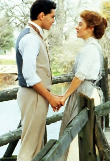 Movie Still From Anne Of Green Gables The Continuing Story
