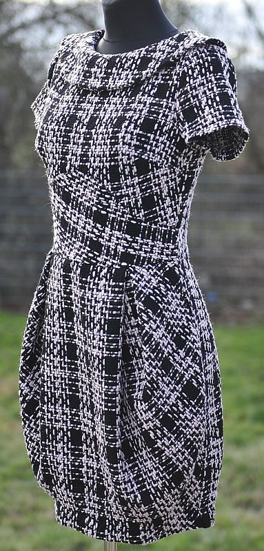 Vorlage herunterladen, kostenloser Schnittmuster.   DIY Dress ...