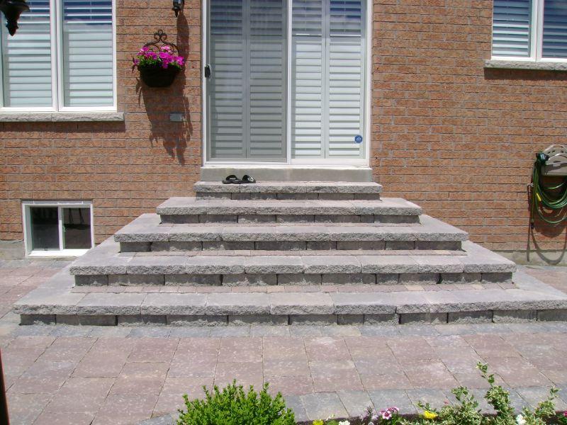 Wedding Cake Stairs Patio Steps Patio Stairs Patio