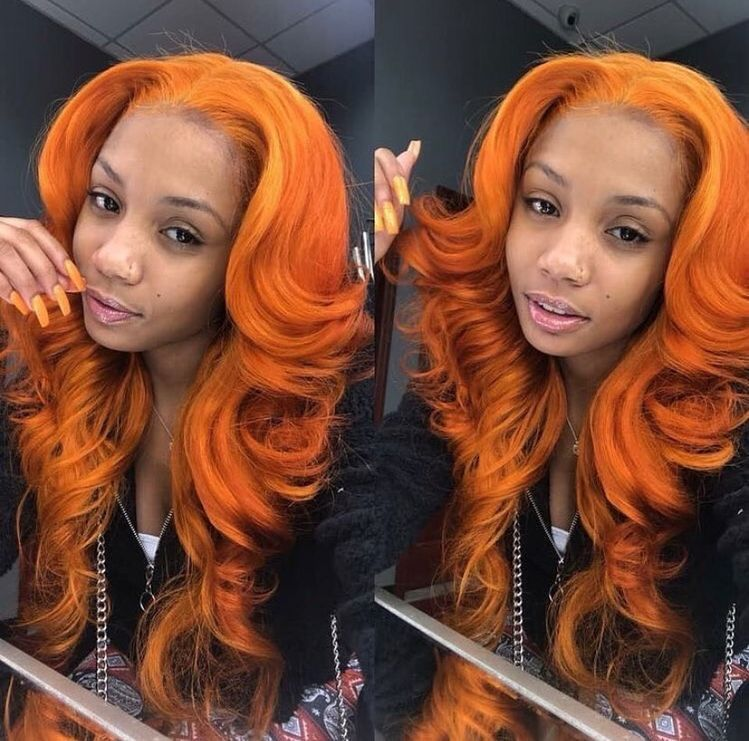 Pin On Ombre Hair Sew In Colored Hairstyle For Black Women