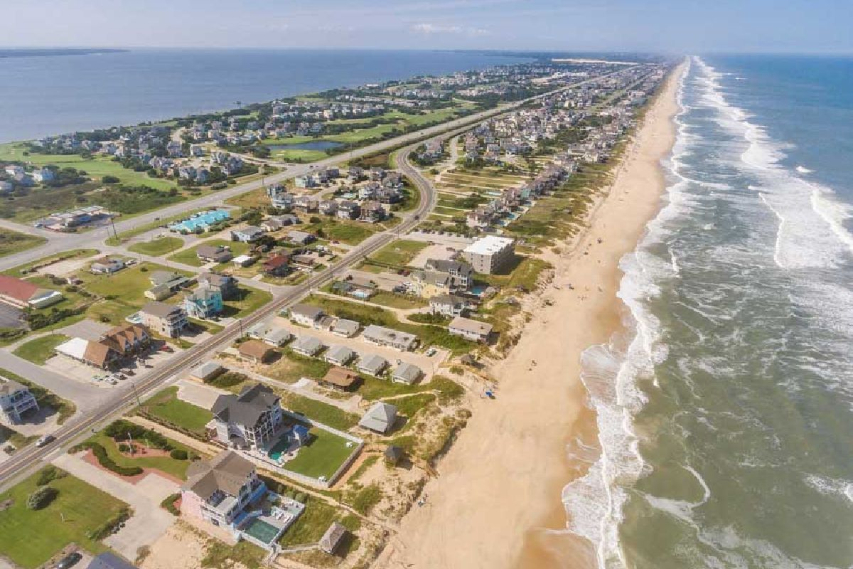 Living The Outer Banks Dream Is Easier Than You Can Imagine Saga Realty Construction Carolina Beach Outer Banks Beach Outer Banks Rentals