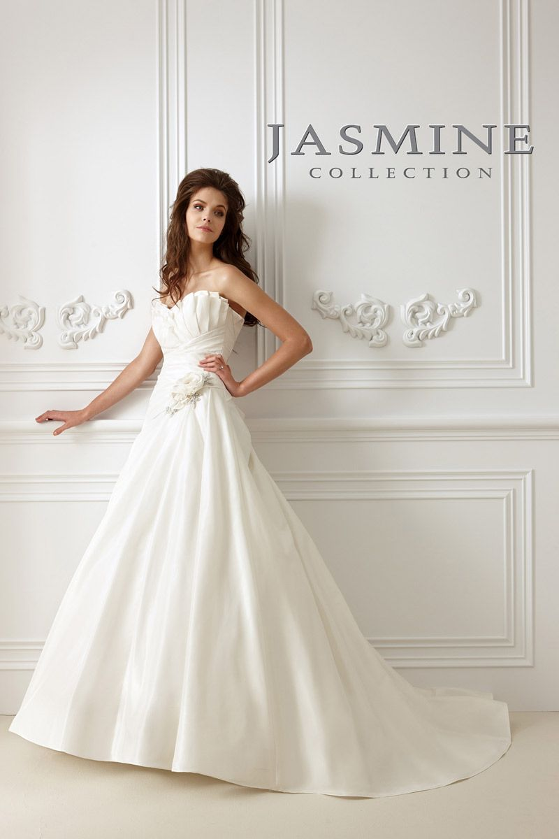 F471 Jasmine Bridal Collection The Wedding Center Commack Ny Long Island Wedding Dresses Junior Bridesmaid Dresses Bridal Gowns