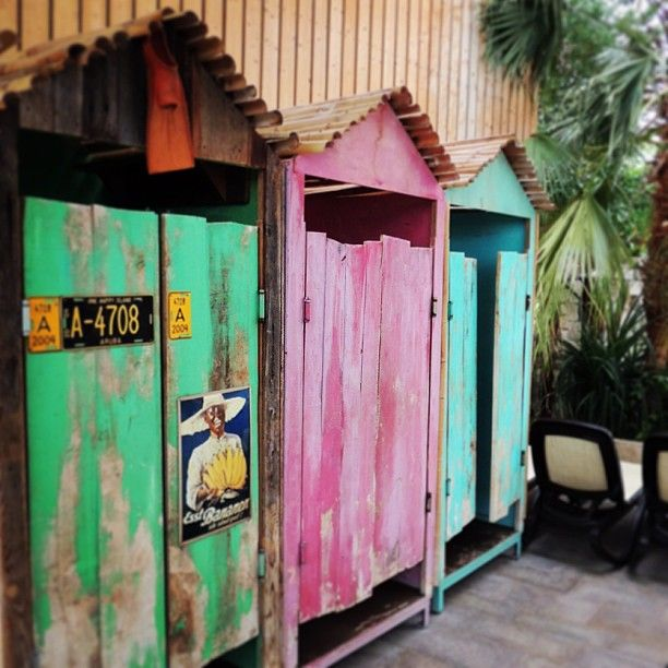 Changing Room By The Pool Or For Muddy Messes This Made