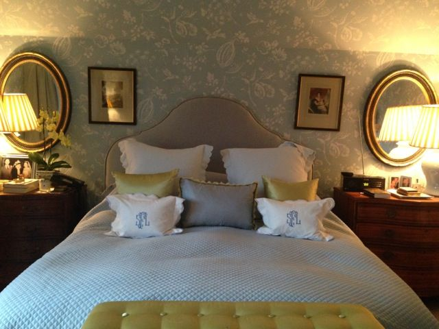 Chippendale Schlafzimmer ~ British elegance with serena fresson and alice naylor leyland