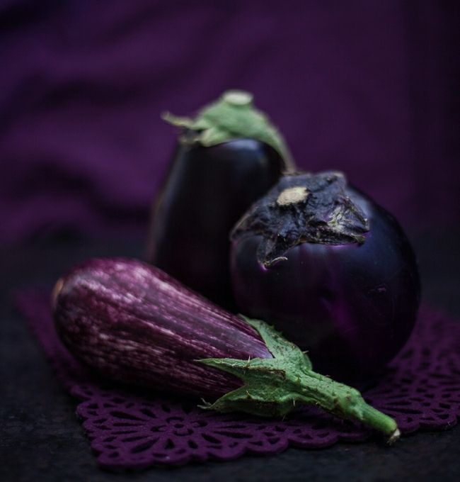 Roasted Eggplant With Herbs Best Vegetable Recipes Vegetable