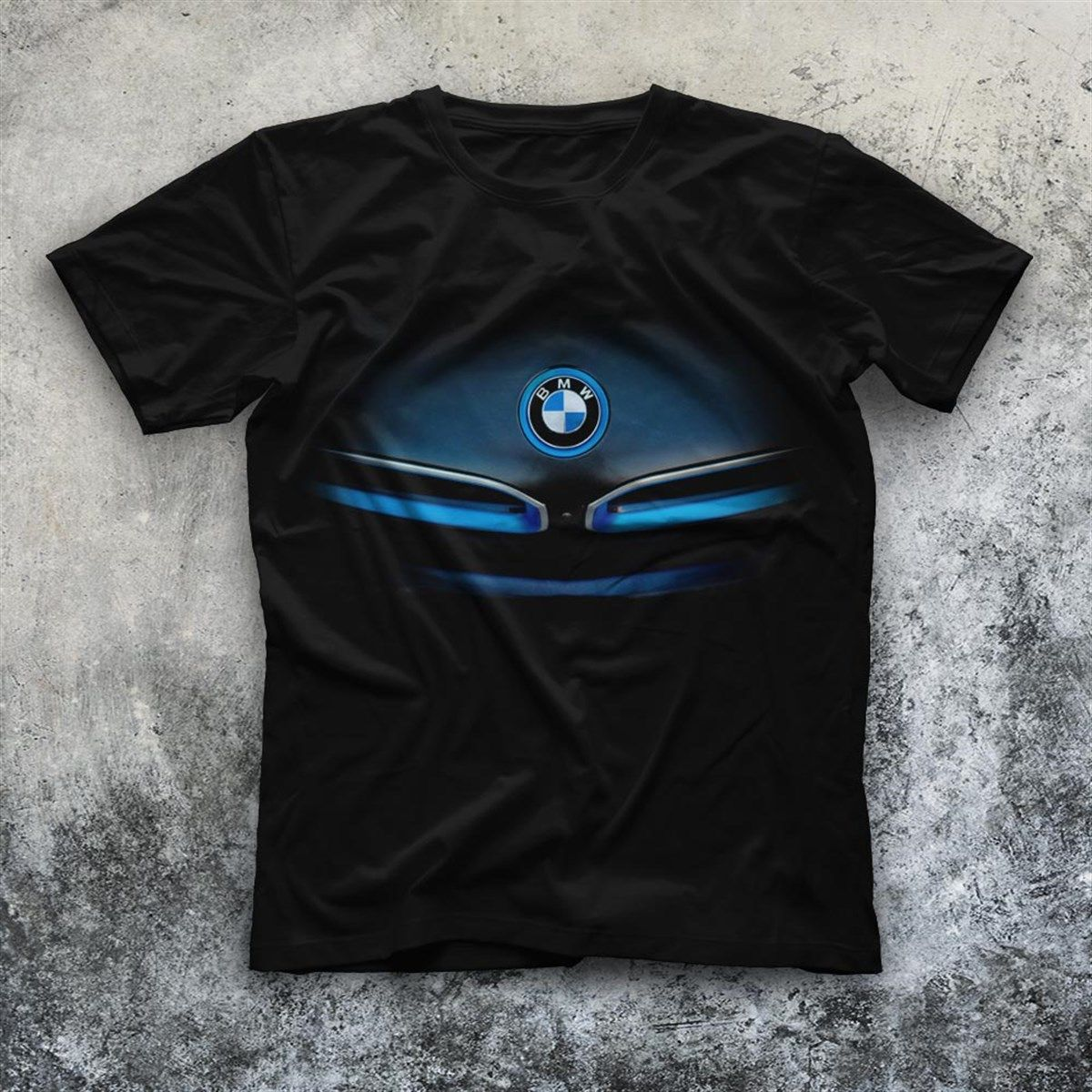 Bmw Black Unisex T Shirt Bmw Black Mens Outfits T Shirt