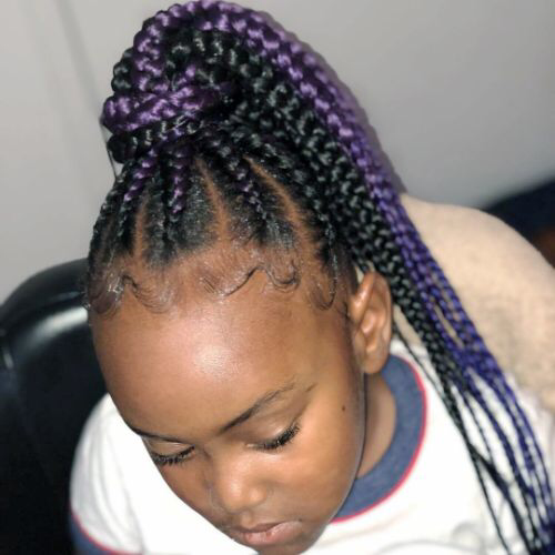Cute Hairstyles For Black Girls 29 Hairstyles For Black Girls Curly Craze Kids Hairstyles Hair Styles Black Kids Hairstyles