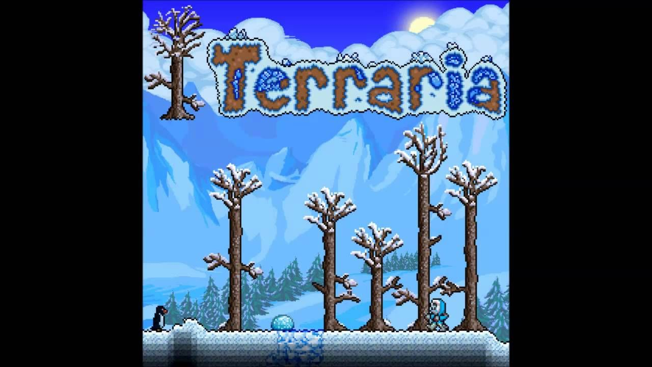 Terraria 1 2 Music Crimson Biome Terrarium Ost Biomes
