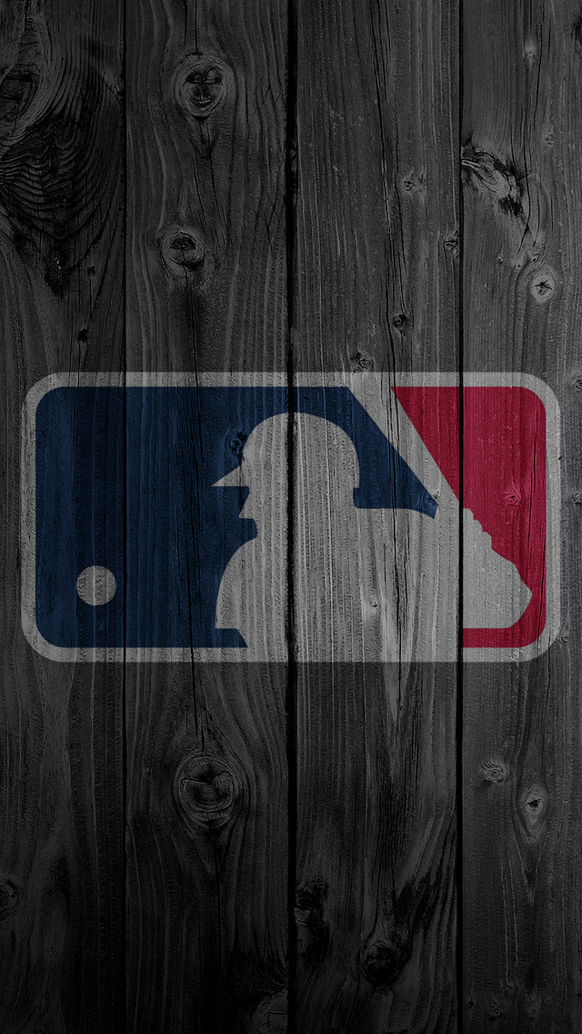 Mlb Iphone Wallpaper In 2020 Baseball Wallpaper Mlb Wallpaper Mlb Baseball Logo