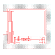 Best Cad Block Of Elevator In Dwg Architectural Floor Plans 640 x 480