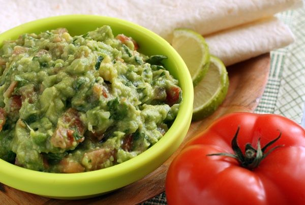 Guacamole Avocado Pinterest Guacamole Healthy Recipes Und