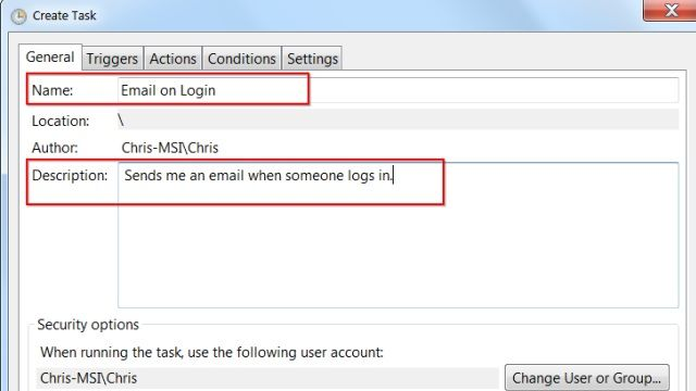 Use Windows Task Scheduler to Get Email Notifications When Someone ...