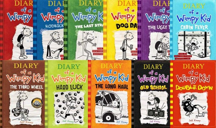 Jeff Kinney Diary Of A Wimpy Kid Book 1 11 Pdf Ebook Wimpy Kid Wimpy Kid Books Wimpy Kid Series