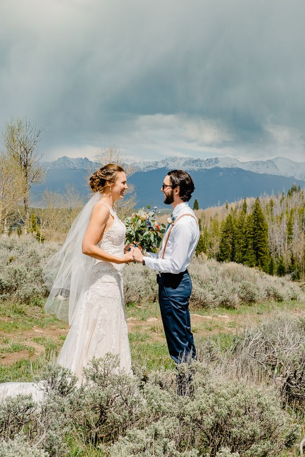 Try Something New in 2020 Mountain wedding colorado