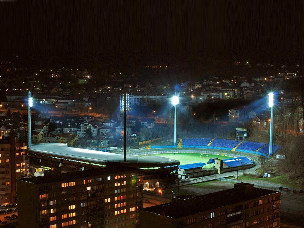 Stadion FK Željezničar Grbavica