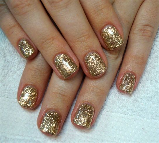 Glitter Gel Overlay by NailsMagazine - Nail Art Gallery ...