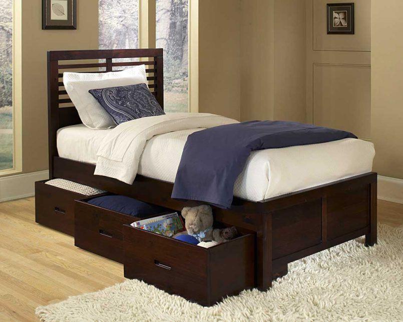 Matratze für ein Einzelbett Ausziehbares Ein twin