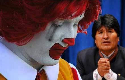 Why is he crying? Not enough Big Mac's? #humor #odd