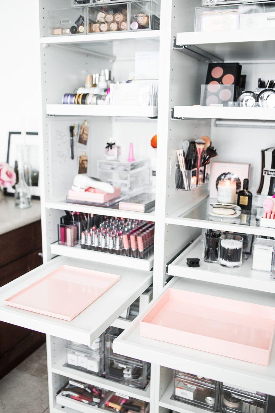 My Makeup Installment And Organization Ft Deuxaliti