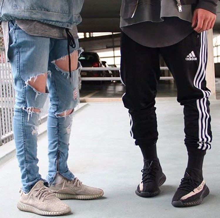 Mens outfits, Yeezy outfit