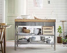 Küchenwagen Ikea ~ Stenstorp stenstorp kitchen island kitchens and white oak