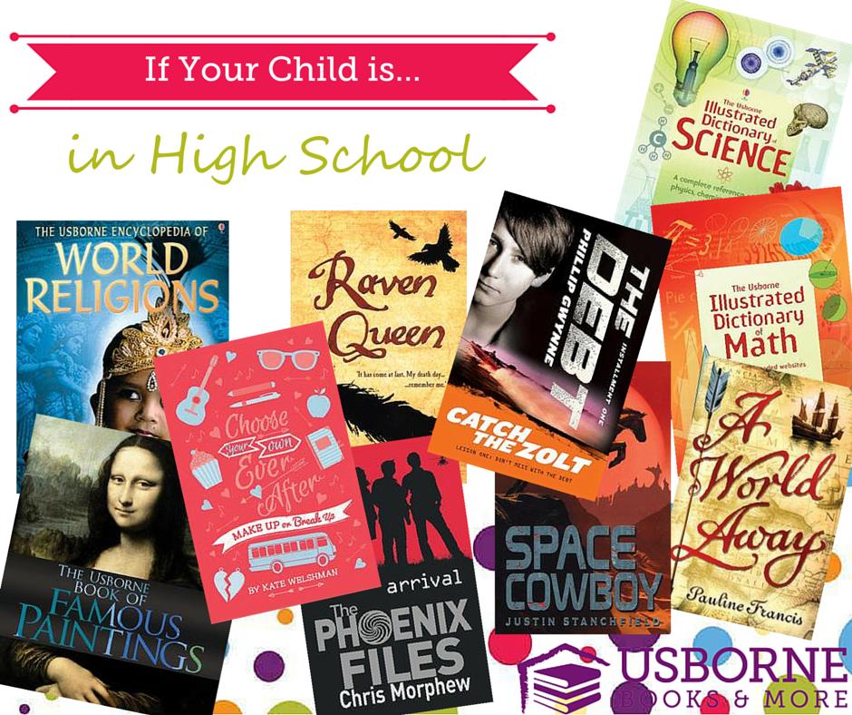 Best Of Usborne For High Schoolers Usborne Books More