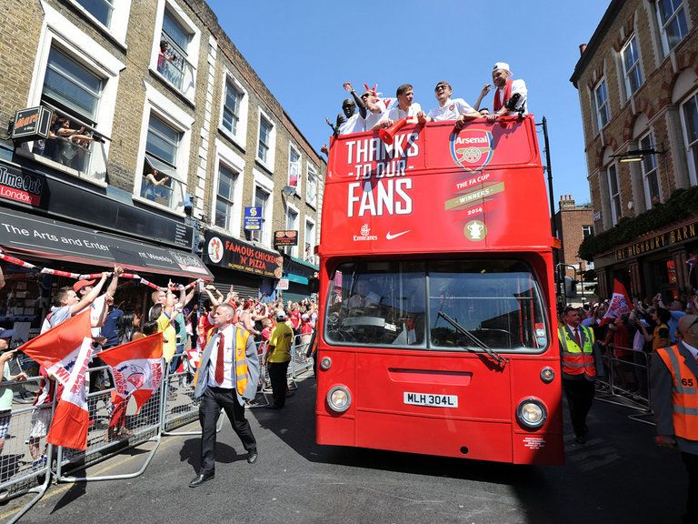 Wilshere: Cup win for the fans - Article From Football 365 Website - http://footballfeeder.co.uk/news/wilshere-cup-win-for-the-fans-article-from-football-365-website/