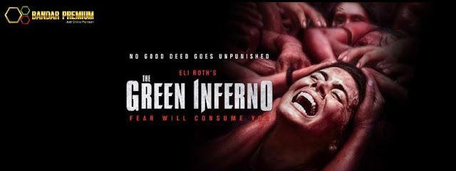 Bandar Premium – Judi Online - Lebih dari satu tahun setelah merilis trailer perdananya, film horor karya Sutradara 'Hostel' berjudul 'The Green Inferno' akhirnya meluncurkan trailer terbarunya. Bergabunglah bersama kami di http://bit.ly/1QSSsMs