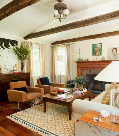 Cozy Farmhouse conundrum Colonial Pinterest Decoraciones del