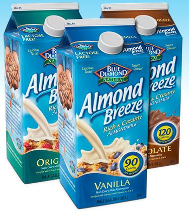 1 2 Almond Breeze Coupon Whole Foods Coupon 99 Almond Milk Almond Breeze Almond Milk Brands Blue Diamond Almond Breeze