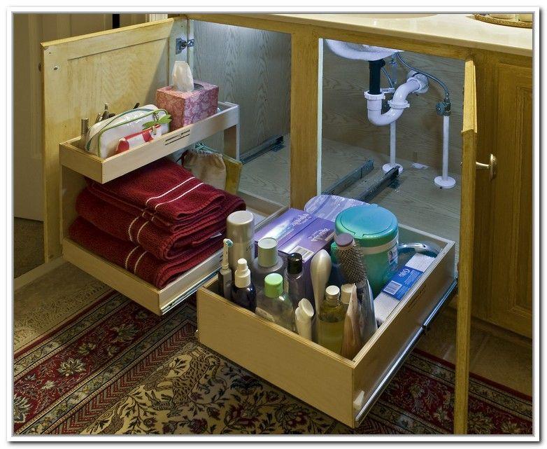 Under Sink Storage Super Smart Ways To Organize The E