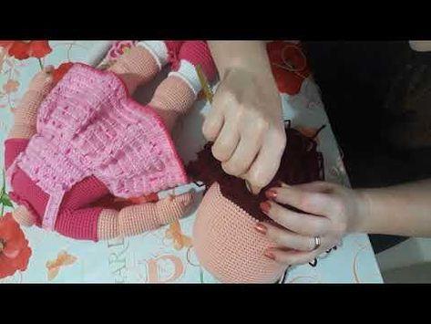 Amigurumi Bebek Gövdesi : Amigurumi zeynep bebek gövde yapımı youtube amigurumi