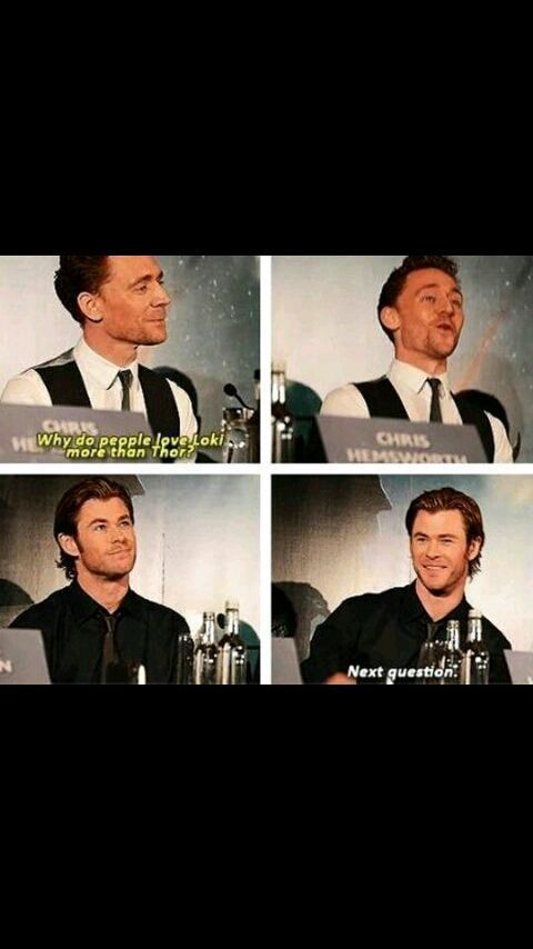 Images (peut-être pas) marrantes sur Loki - #12 : Tom