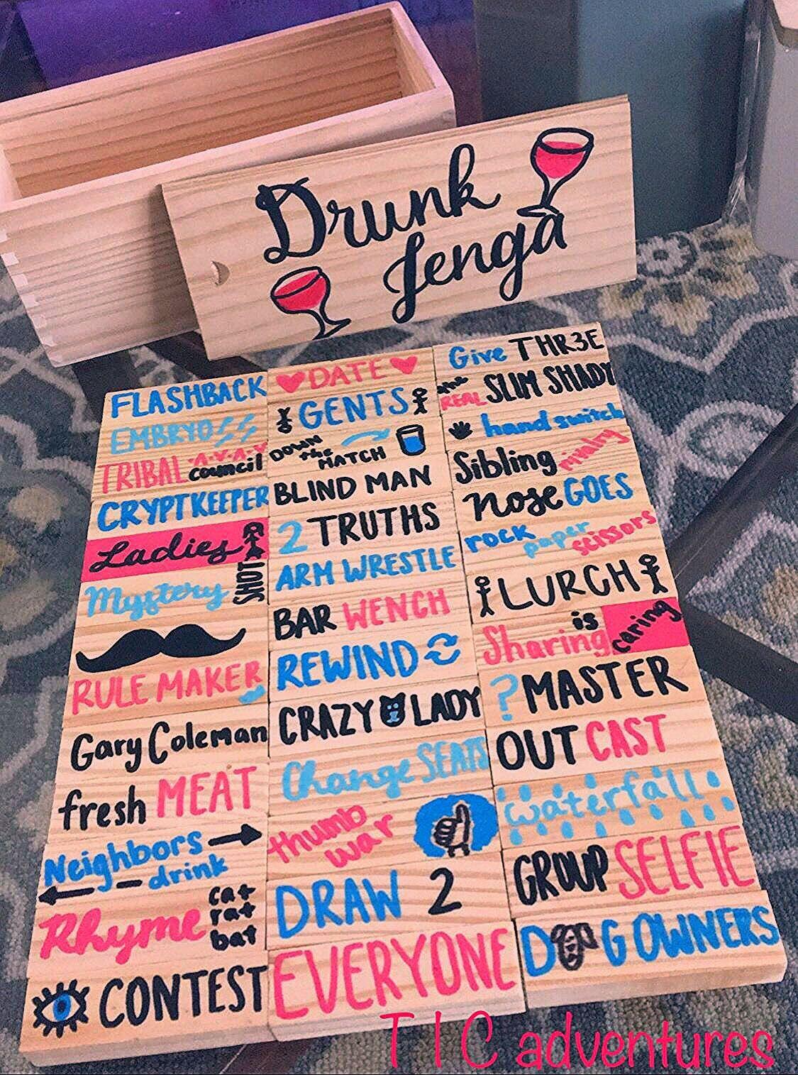 Photo of Play – Drunk Jenga