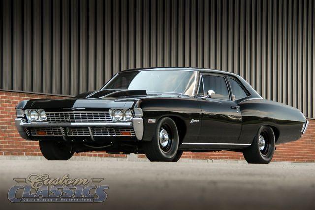 1968 Chevrolet Biscayne - Custom Cars Showcase   Custom Classics