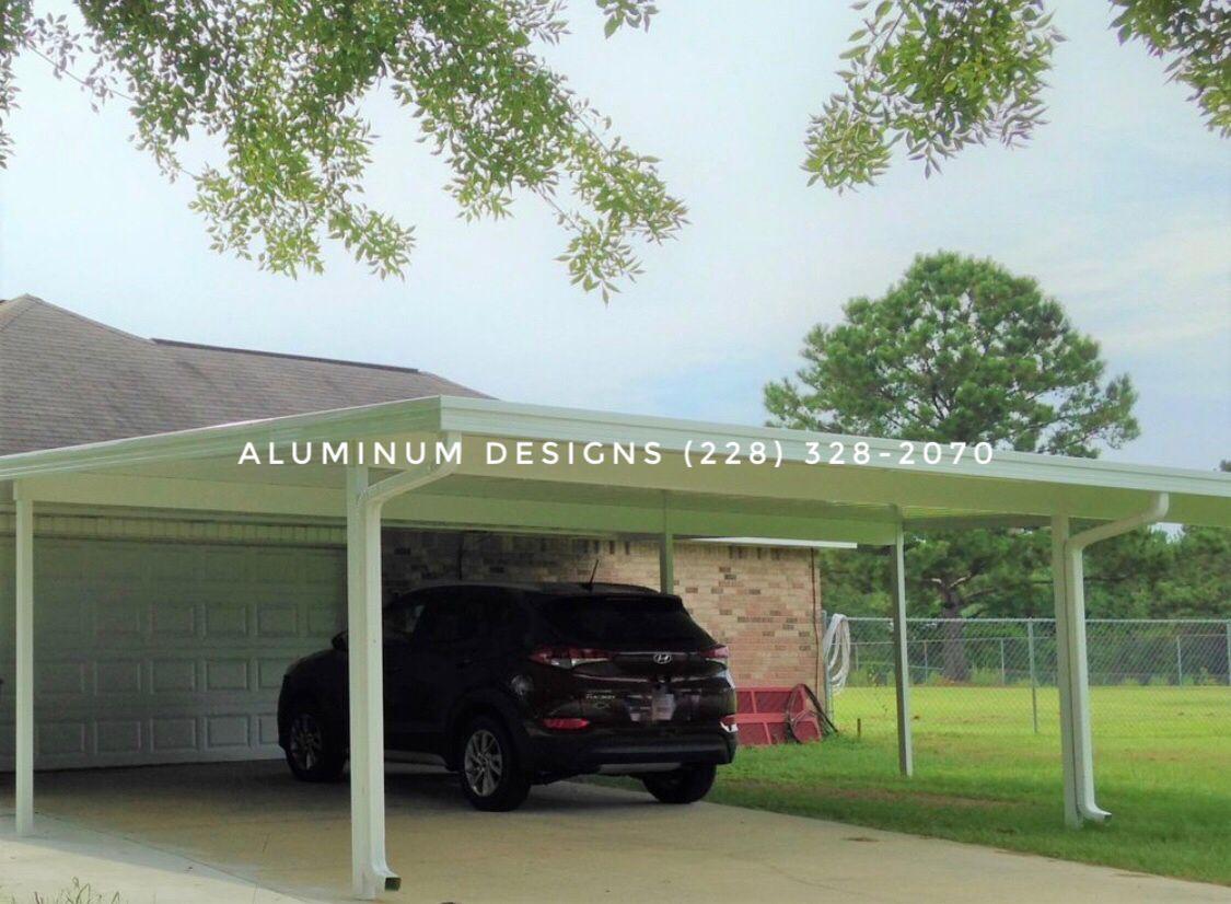 Pin by Aluminum Designs on Screen Rooms Aluminum carport