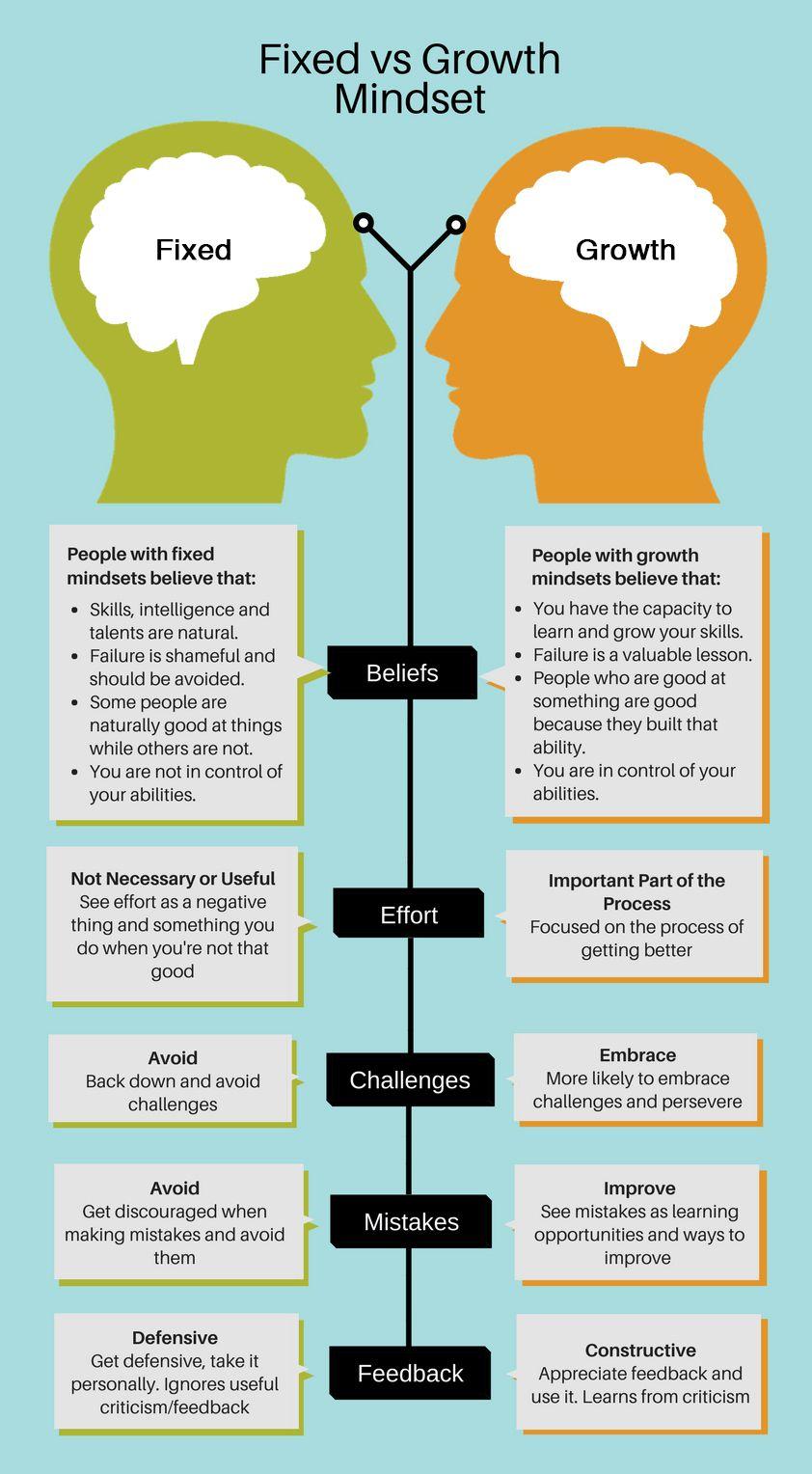 Fixed vs Growth Mindset   AOT Blog