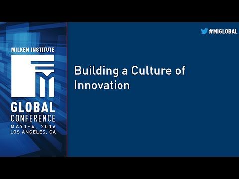 Karl Ulrich, Wharton Professor of Operations and Information Management and Director of the Wharton Innovation Group, talks to alumni about creating a cultur...