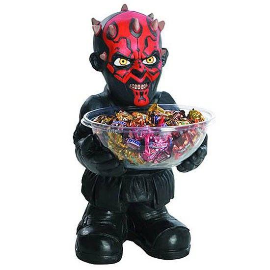 Star Wars Darth Maul Süßigkeitenhalter jetzt versandkostenfrei auf NERD.DE bestellen