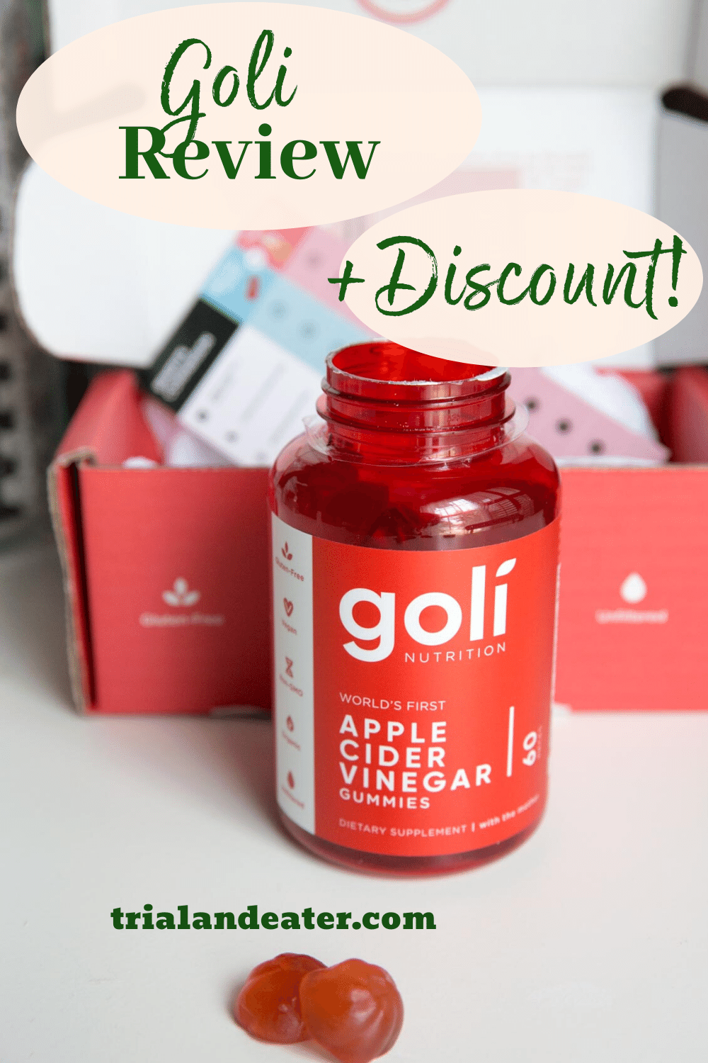 Goli Nutrition Review (Vegan ACV Gummies) in 2020 (With