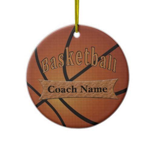 Basketball coach christmas gift ideas