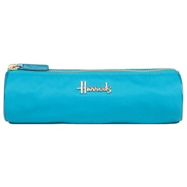 Harrods Birch Pencil Case ($13) ❤ liked on Polyvore featuring home, home decor and office accessories