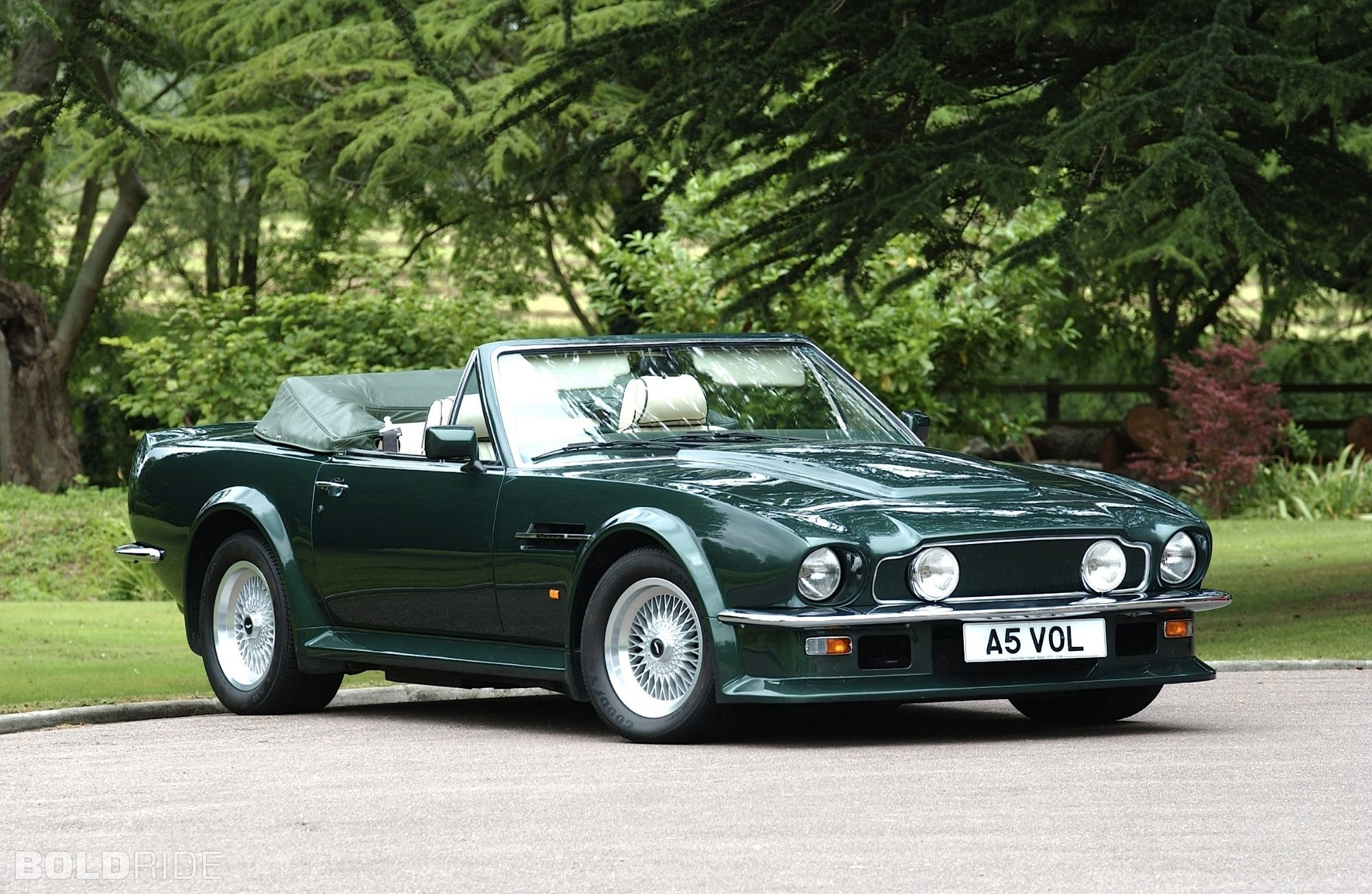 Aston martin v8 vantage volante xpack for sale