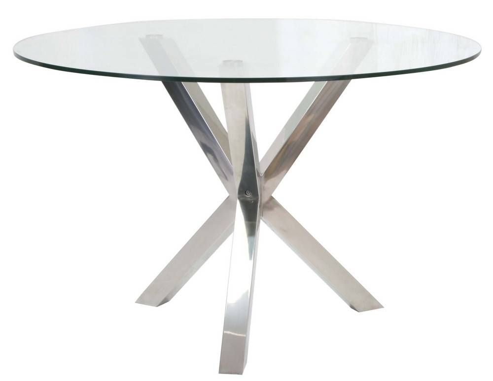Moeu0027s Home Collection Redondo Dining Table Glass | Domino