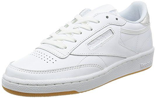 Reebok Club C 85 Diamond Damen Sneaker Weiß Sneakers für